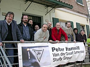 Peter Hammill Study Group